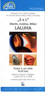 pozvanka na vystavu Martin Laluha