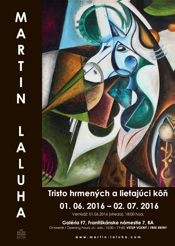 Vystava Martin Laluha