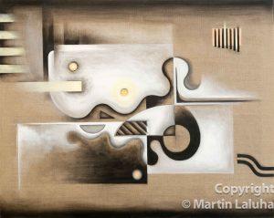 Krajina II, Martin Laluha