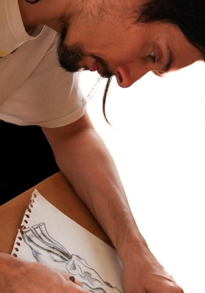 Kresba Martin Laluha